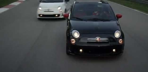 Video: Fiat 500 Abarth Cabrio to debut at 2012 LA Auto Show