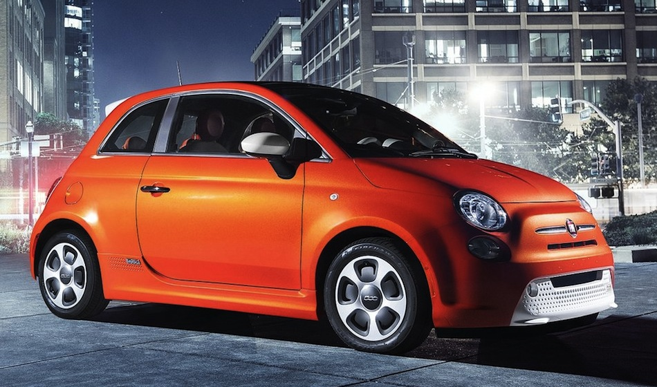 first look at the 2014 fiat 500e before 2012 la auto show debut egmcartech. Black Bedroom Furniture Sets. Home Design Ideas