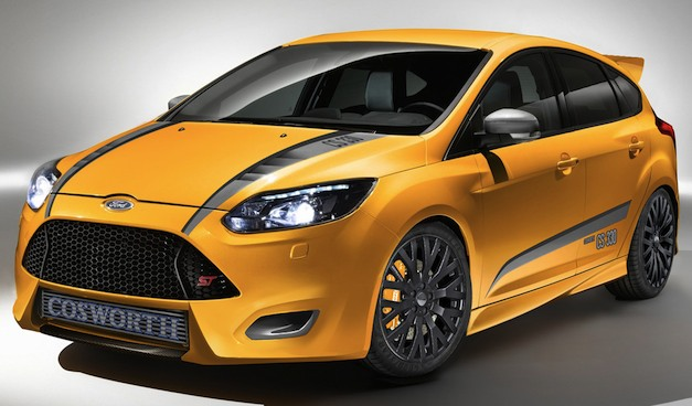 Cosworth Ford Focus ST