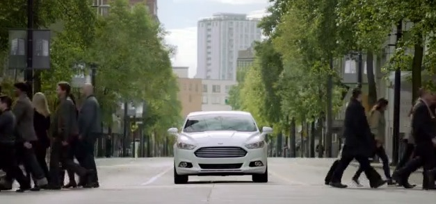 2013 Ford Fusion Ad