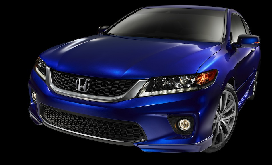 2013 Honda Accord Coupe HFP Package Front