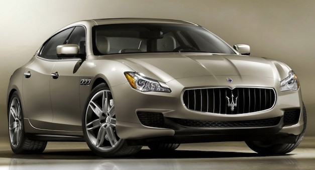 Report: 2014 Maserati Quattroporte to get twin-turbo V6 and V8