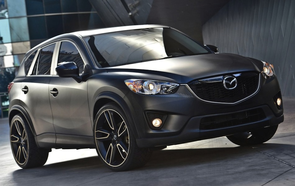Mazda CX-5 Urban Concept Main