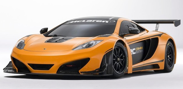 McLaren 12C Can-Am Edition Concept