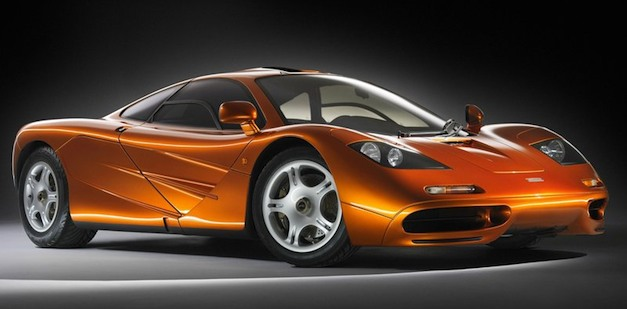 Report: Rowan Atkinson sells his twice-wrecked McLaren F1