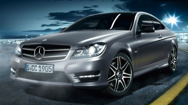 2013 Mercedes-Benz C-Class AMG Sport Package revealed on Facebook