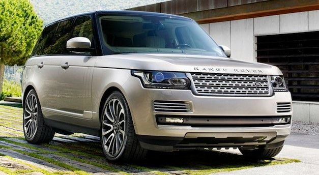 Land Rover considering high-peformance Range Rover Sport R-S Edition