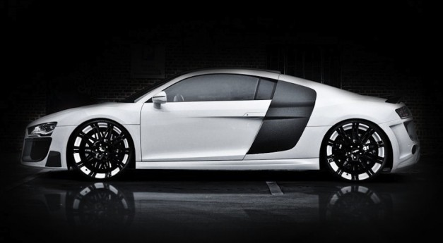 Regula Tuning Grandiose Audi R8 Side View Egmcartech
