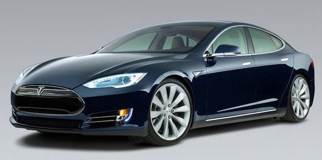 "Tesla confirms new battery back for Model S on Twitter, and new ""ludicrous mode"""
