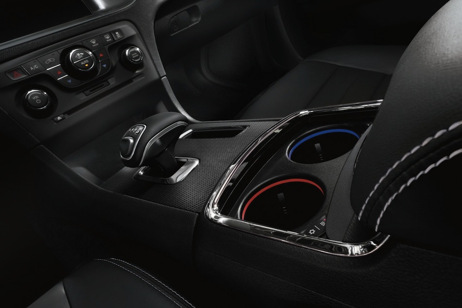 2013 Dodge Charger AWD Sport Center Console