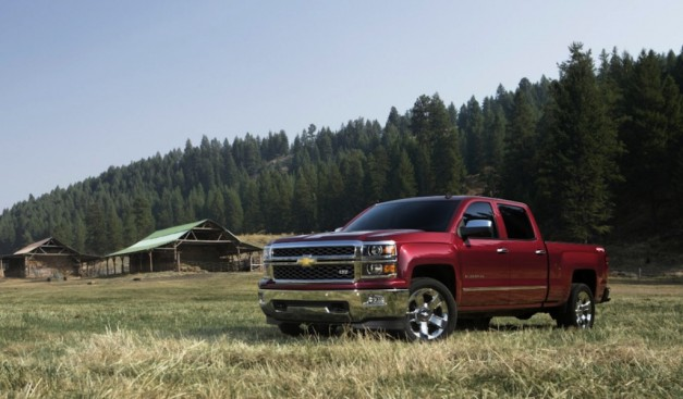 GM claims their new 4.3L EcoTec3 V6-equipped 2014 Chevrolet Silverado and GMC Sierra offer best-in-class capability