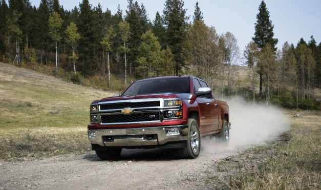 Report: Chevrolet hinting at sub-branding Silverado lineup similarly to Ford's F150