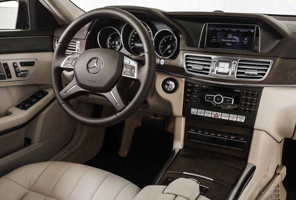 2014 mercedes benz e class interior - Mercedes Benz 2014 Interior