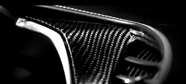 2014 Chevrolet Corvette Interior Teaser