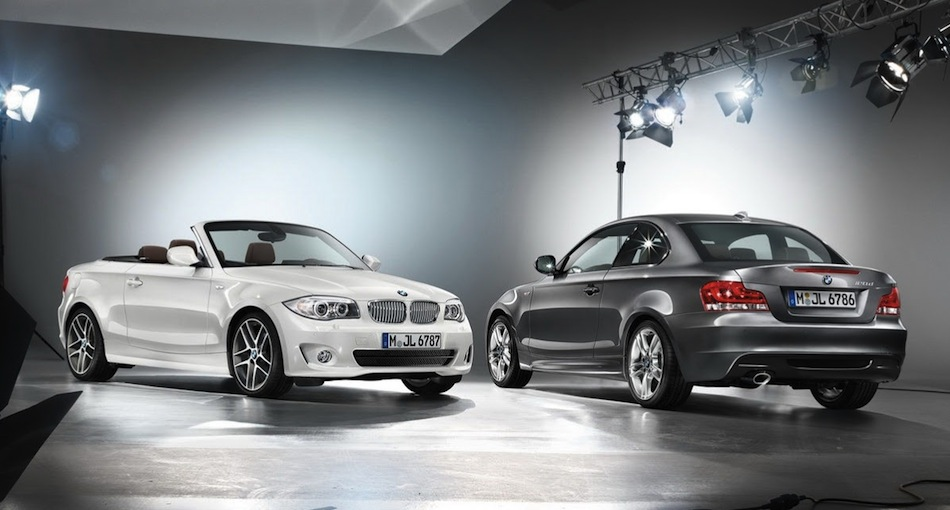 BMW 1 Series Limited Edition Lifestyle Coupe/Convertible