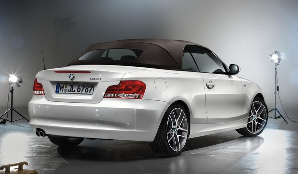 bmw 1 series limited edition lifestyle convertible egmcartech. Black Bedroom Furniture Sets. Home Design Ideas