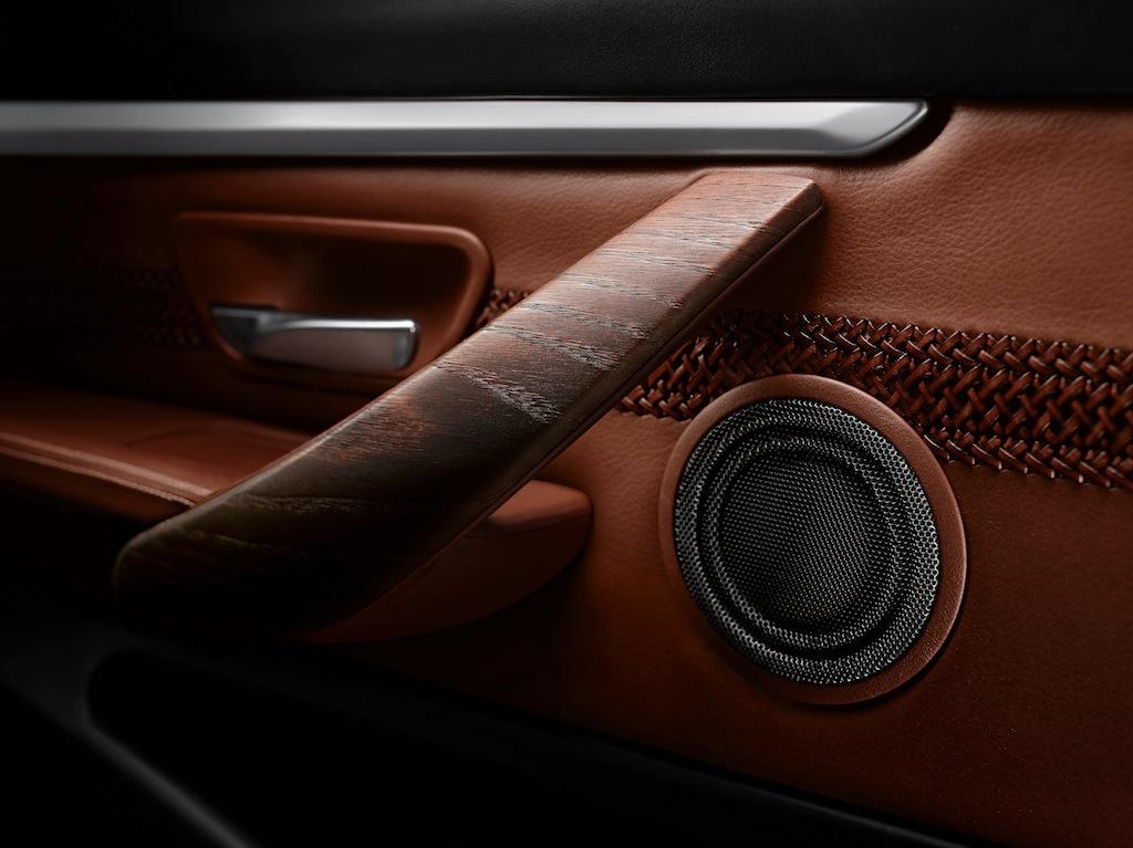 Bmw 4 Series Coupe Concept Door Handle Egmcartech