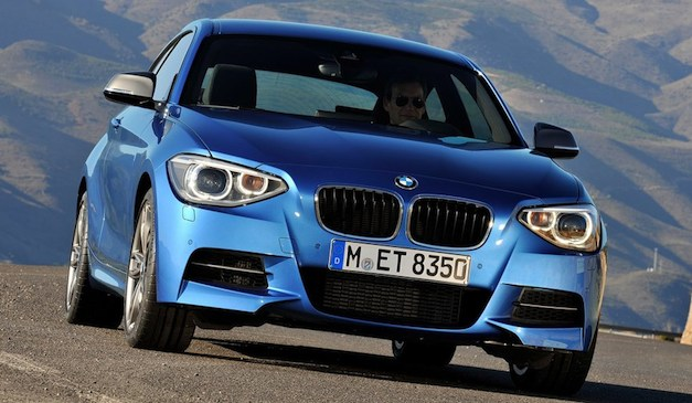Report: BMW mulling over subcompact 1-Series sedan to rival Audi A3 sedan, could take form as a MINI too
