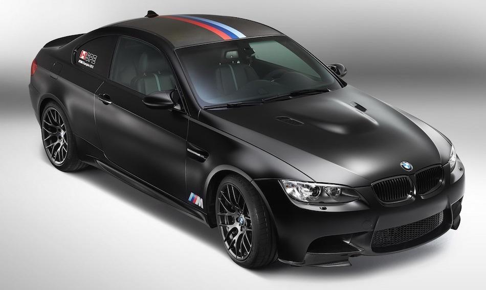BMW M3 DTM Champion Edition Top 3/4 View