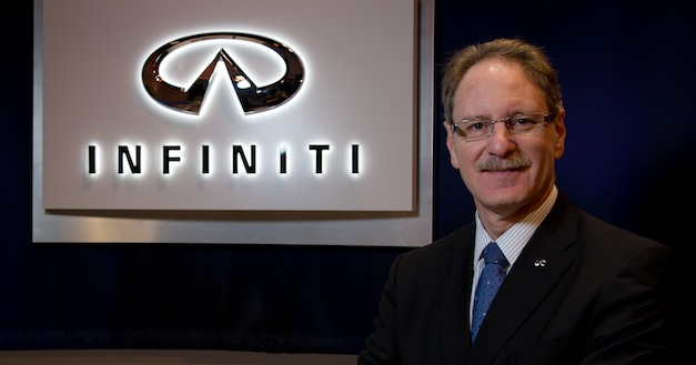 Infiniti's boss responds to fan feedback about nomenclature change