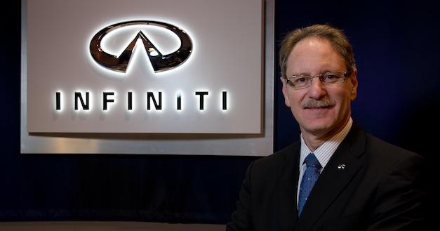 Infiniti's boss responds to fan feedback about nomenclature change