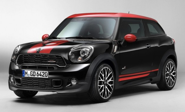 2014 Mini John Cooper Works Paceman goes on sale March 2013
