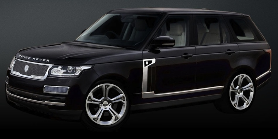 Strut 2012 Range Rover 1