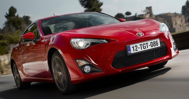 Jeremy Clarkson picks Toyota GT 86 as his Car of the Year