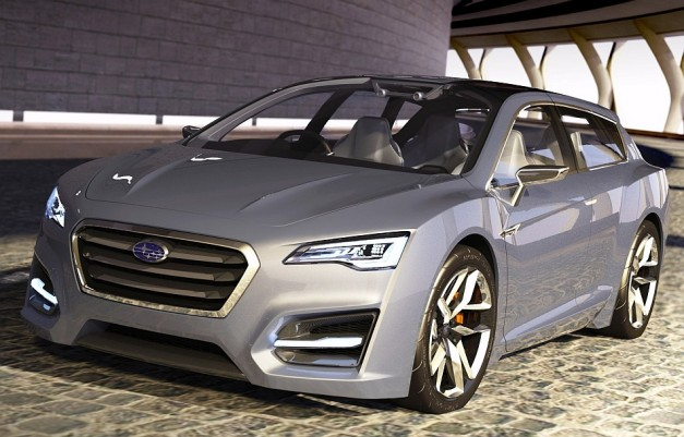 Report: Subaru close to finalizing hybrid, to debut at New York this year