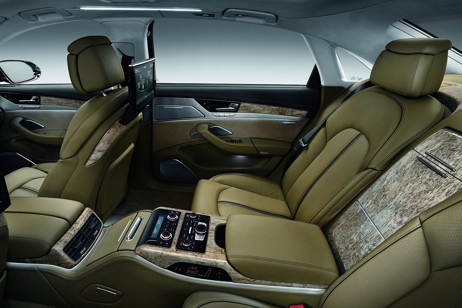 2013 Audi A8 L Rear Seat Egmcartech