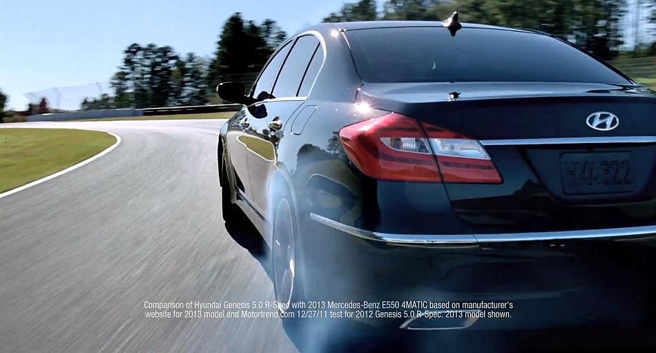 2013 Hyundai Super Bowl XLVII Ad