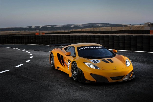 2013 McLaren 12C GT3 gets unveiled, to see more duty for 2013 seasons
