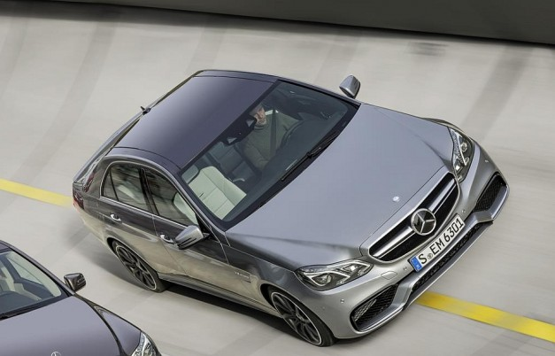 Mercedes-Benz teases 2013 E63, gets us excited for its debut at Detroit