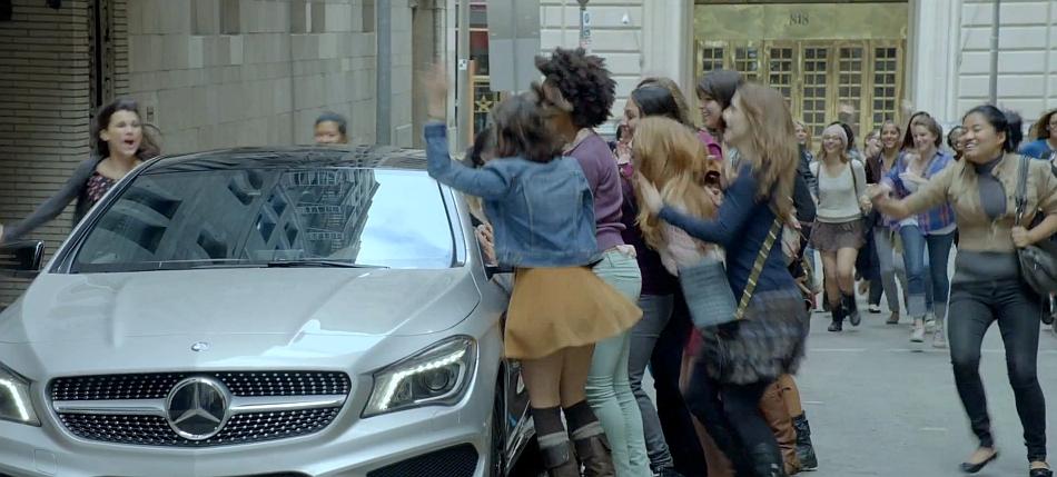 2013 Mercedes-Benz Super Bowl XLVII Ad