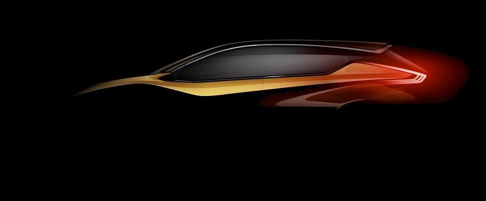 2013 NAIAS Nissan Resonance Concept