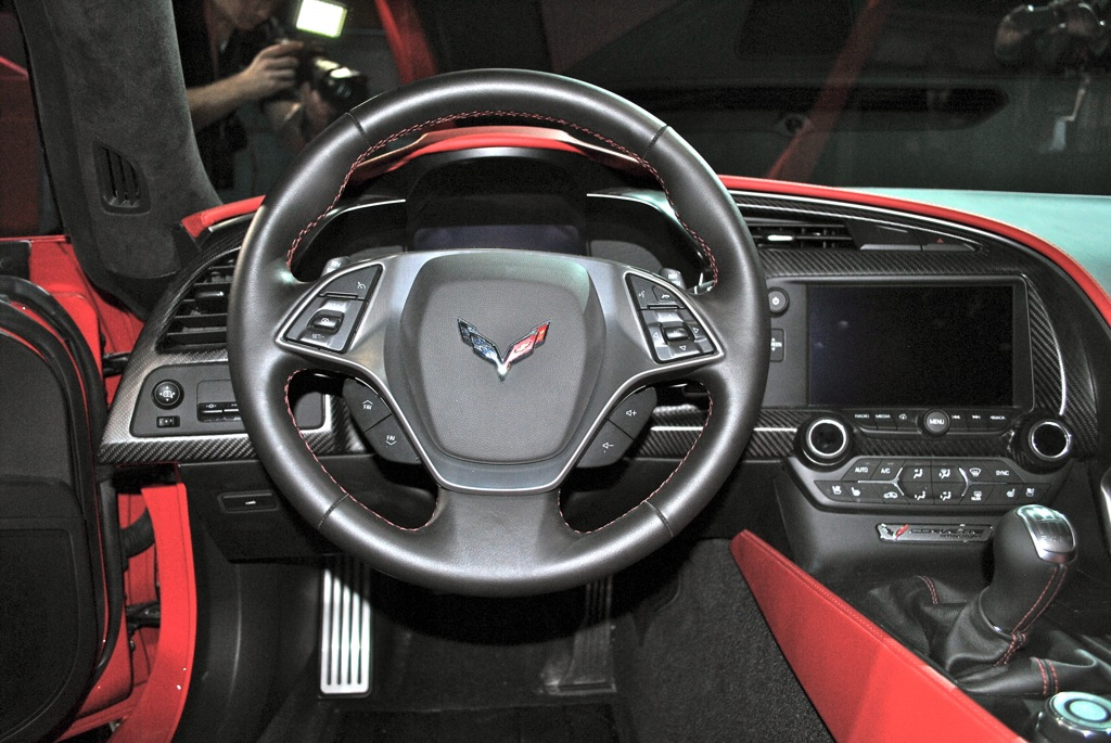 2013 Corvette Stingray Interior
