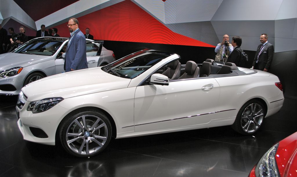 2013 detroit 2014 mercedes benz e class convertible side for 2013 mercedes benz e350 cabriolet