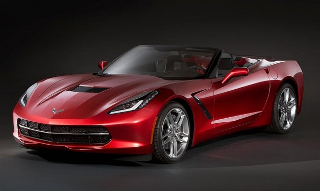 Report: 2014 Chevrolet Corvette C7 Convertible pictures reportedly leaked