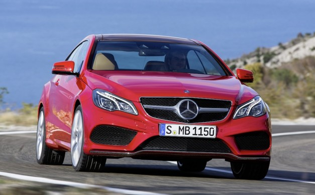 2014 Mercedes-Benz E-Class Coupe and Cabriolet unveiled