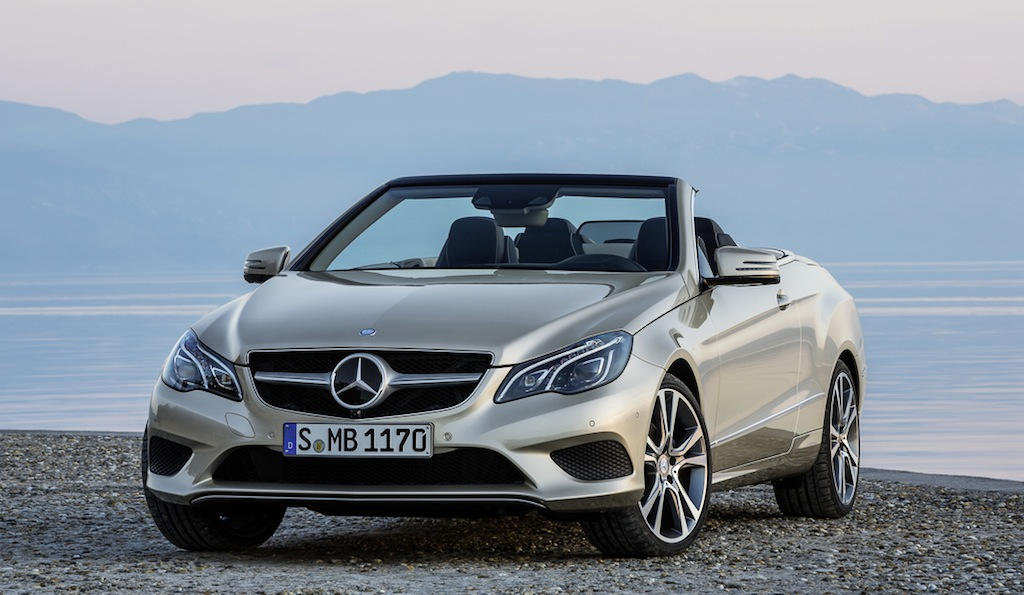 2014 Mercedes-Benz E-Class Cabriolet