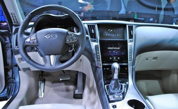 2013 Detroit 2014 Infiniti Q50 Interior Egmcartech Egmcartech2013 Detroit 2014 Infiniti