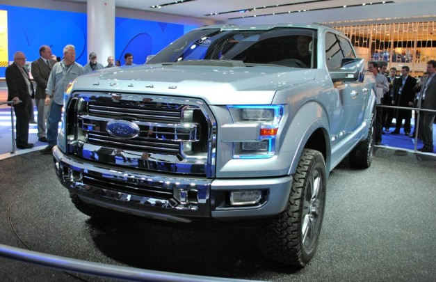 DSC 02911 627x405 Ford Motor Company and General Motors confirm agreement to co develop nine  and ten speed automatics