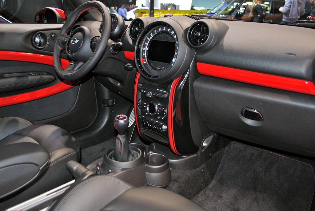 Mini Cooper Interior Related Imagesstart 450 Weili Automotive Network
