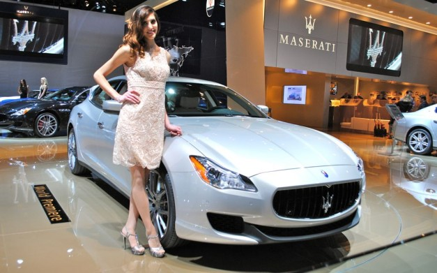 Report: Maserati working on Ghibli four-door coupe to compete with Audi A7 and Mercedes CLS