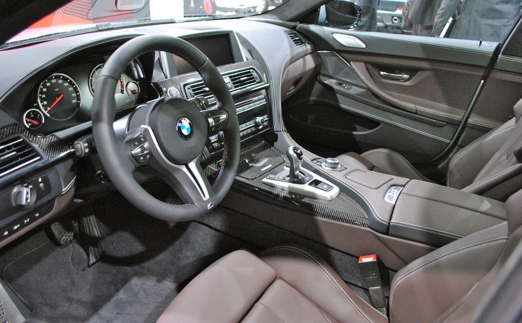 2013 detroit 2014 bmw m6 gran coupe interior egmcartech - Bmw m6 gran coupe interior ...