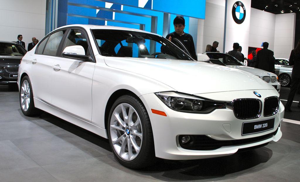 Detroit BMW I Price Starts At As New Entry - Bmw 320i 2013 price