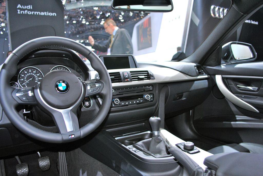 Detroit BMW I Interior EgmCarTech - Bmw 320i 2013 price