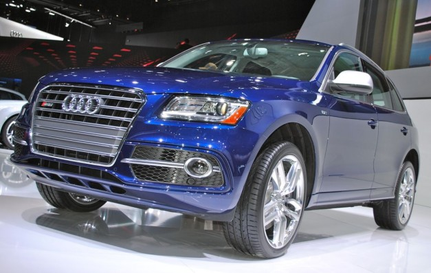 2013 Detroit: 2014 Audi SQ5 gets 354-hp for the U.S.