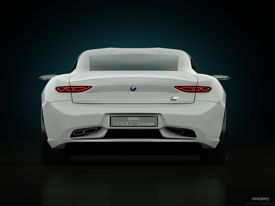 BMW M9 Concept