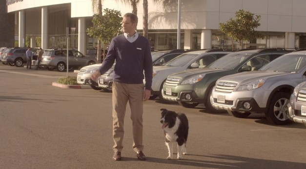 Video: Subaru blitzes their tv ad spots for Super Bowl XLVII